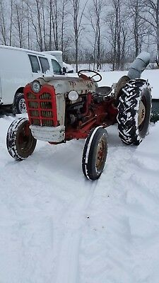 1959 Ford 861 Tractor Work Master