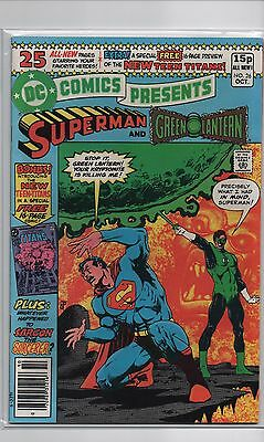 DC Comics Presents #26-1st Appearance of the New Teen Titans - Key Issue!
