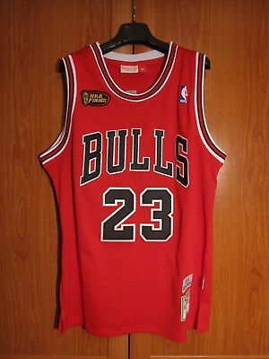 Basketball Trikot Michael Jordan Chicago Bulls 1998 Nba Finals
