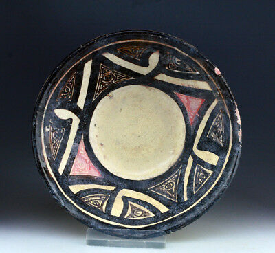 *SC* ISLAMIC POTTERY BOWL, WESTERN-CENTRAL ASIA, 11th-12th. cent. AD