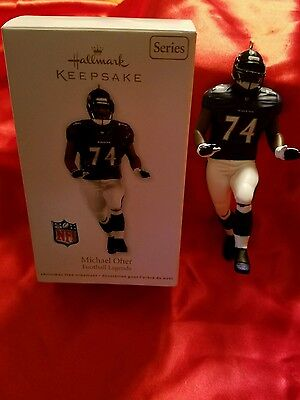 Hallmark 2012 Football Legends Michael Oher