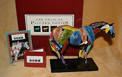 RETIRED  Trail of the Painted Ponies  HORSEFEATHERS  1E/3274  by Westland