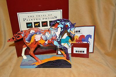 RETIRED Trail of the Painted Ponies  AMERICAN  DREAM  HORSE 1E/4721  By Westland