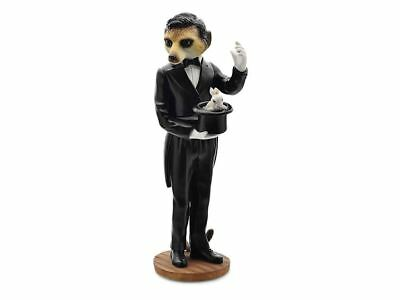 Magnificent Meerkats CA04497 The Magician Artist Meerkat Figurine Ornament Gift