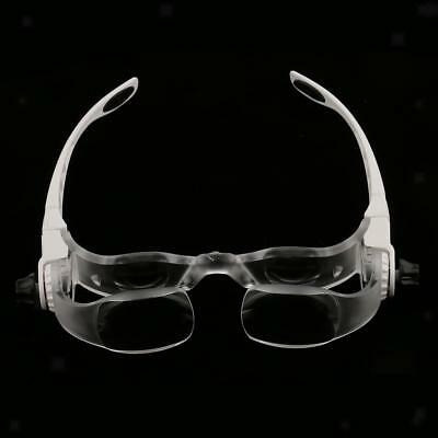 Adjustable Spectacles Lens Magnifying Mobile Phone Glasses Screen Magnifier