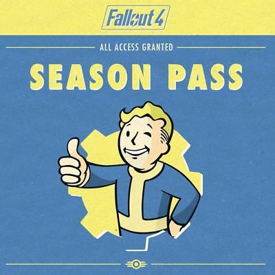 Fallout 4 Season Pass-PC Global-Not Key/Code - Günstigst
