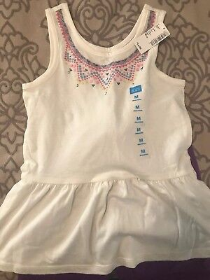 The Childrens Place Girls shirt and shorts size 5/6