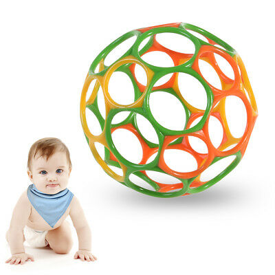 Child Baby Colorful Magic Ball Hole Ball Bendable Ball Kids Toys Gift