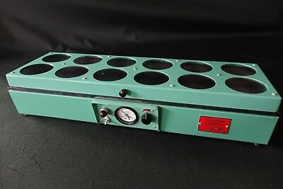Lipshaw 358 Microscope Slide Warmer Warming Table - CLEAN TESTED