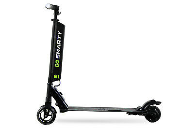 e scooter carbon v 6kg 480w 25kmh 20km faltbar. Black Bedroom Furniture Sets. Home Design Ideas
