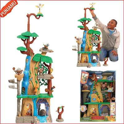 Just Play Lion Guard Kids Pretend play Toy Fun Activity Training Lair Playset