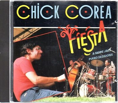 Chick Corea - Fiesta CD