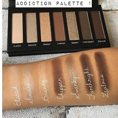 Younique Moodstruck Addiction Eyeshadow Palette #1