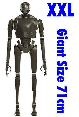 Star Wars Rogue One K-2SO Droid Droide Action Figur XXL Giant Size BIG Statue 71