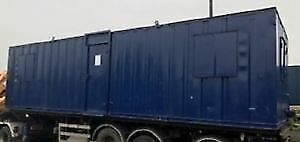 32ft x 10ft Anti Vandal Office/Kitchen/Toilet Container - Greater Manchester