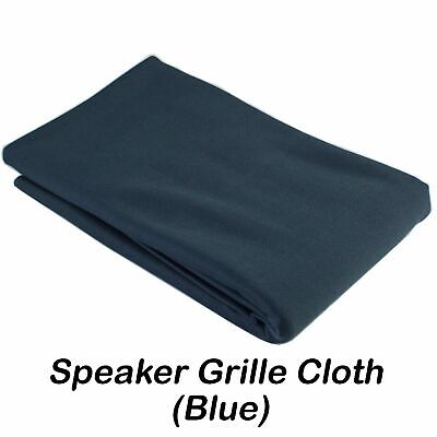 """Red Stereo Speaker Grill Cloth Fabric 36/"""" x 66/"""" 16.5 Square Ft Stretches 3D US"""