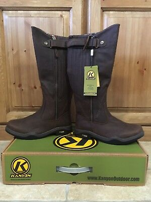 Kanyon Gorse X-Rider Boot in Brown Size 7
