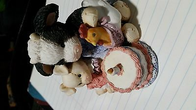 """Enesco Mary's Moo Moos - """"Butter Cream Wishes"""" - 627747"""