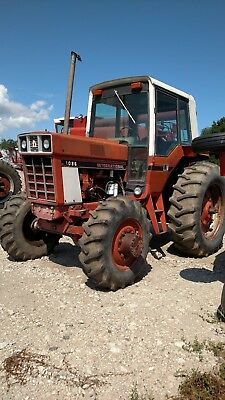 IH Tractor  1086 MFD 1979,  sn# 23223   Shows 6749 Hours Not Verifiable