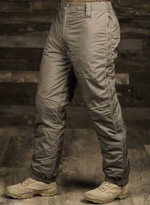 Primaloft Insulated Mens Pants ECWCS Gen III Level 7 Brand New Free Shipping!!