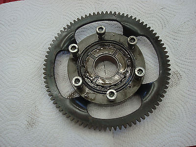 Kawasaki klr 650 tengai  Anlasserfreilauf freewheel for electric starter