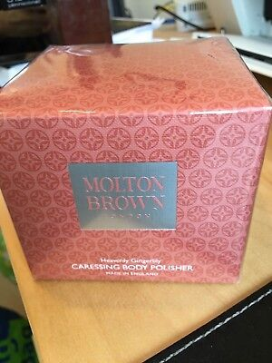 Molton Brown heavenly gingerilly caressing body polisher..NEW
