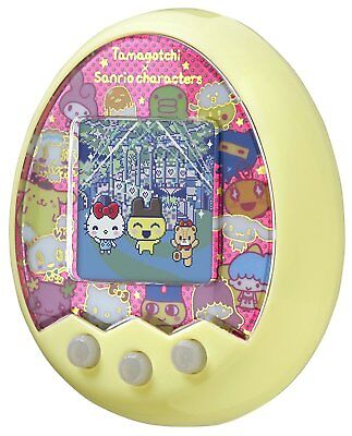 New BANDAI Tamagotchi Mix Sanrio Characters Mix Version Kawaii from Japan F/S