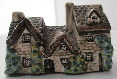 """Tey Pottery """"britain In Miniature"""" Countryside Collection Cotswold Cottages # 29"""