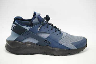 Details about Nike Air Huarache Running Shoes Herre størrelse 9.5 modell # 819685 409 marineblå  Mens Size 9.5 Model # 819685 409 Navy Blue