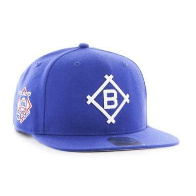 aaf95d8c85efa4 Brooklyn Dodgers - '47 Brand MLB Snapback Hat Cap - Sure Shot - Los Angeles