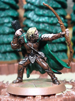 Brandis Skyhunter - Heroscape Wave 11/D1 Champions of the Forgotten Realms