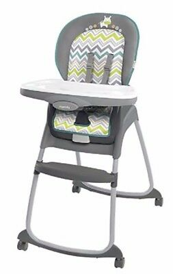 Ingenuity Trio Ridgedale High Chair Grey - Three must-have baby seats in one!