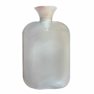 Classic Hot Water Bottle - Transparent by Fashy SHIPS FREE
