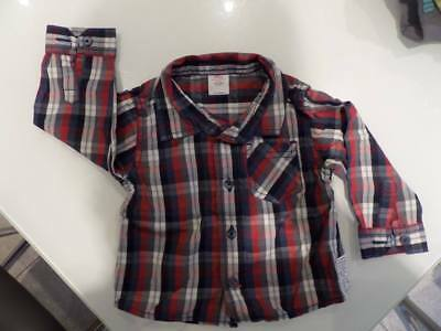 Chemise S.Oliver, taille 6 mois