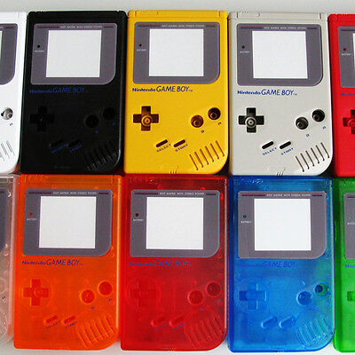 Full Housing Case Button Kits Replacement Parts for Game Boy Original DMG-01.