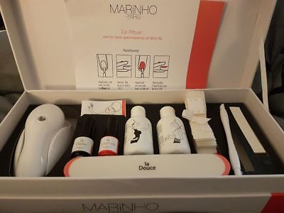 Coffret Manucure semi-permanent Marinho Paris