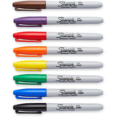 Sharpie Point Permanent Marker Fine / Ultra Fine / Twin Tip