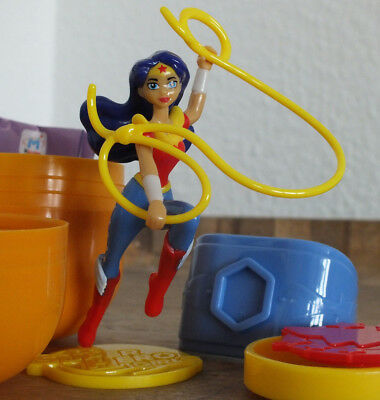 Maxi - DC Super Hero Girls - Wonder Woman - Maxi-Ei - Ü-Ei - SEB21 inkl. BPZ