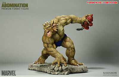 Sideshow Collectibles Abomination Premium Format Exclusive Marvel Sample