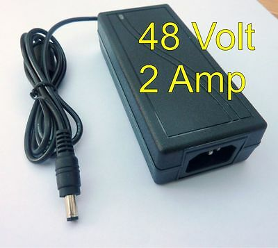 48v 2A Power supply adaptor