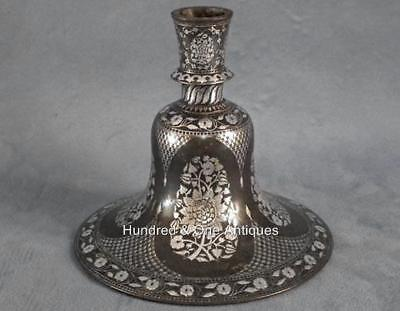 Antique Indian Hookah Mughal Islamic Huqqa 18th century India