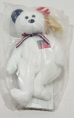 Ty Beanie Baby Red Cross American USA MINT in BAG