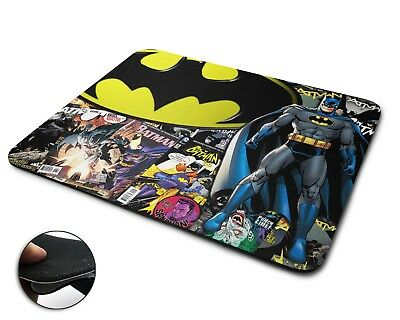 Batman Comic Premium Quality Flexible Rubber Mouse Mat / Mouse Pad