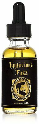 All New Inglorious Fuzz - Scented Beard Oil (Gold)
