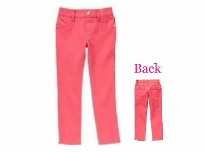 GYMBOREE CIAO PUPPY RED PONTE PANTS 6 12 3T 4T 5T NWT
