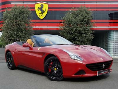 2017 Ferrari California T HS Petrol red Semi Auto