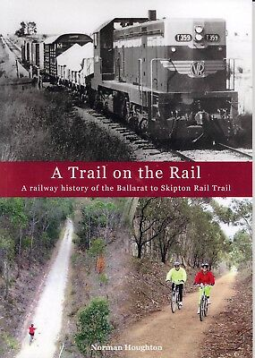 A Trail on the Rail - the Ballarat to Skipton Rail Trail
