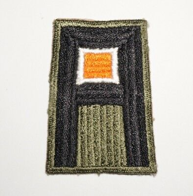 1st Army Signal Corps Color Insert Patch WWII US Army P5502
