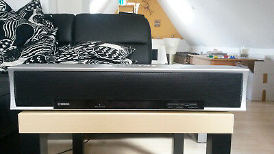 soundbar yamaha ysp 1400 5 1 sound projektor mit bluetooth u app steuerung eur 150 00. Black Bedroom Furniture Sets. Home Design Ideas