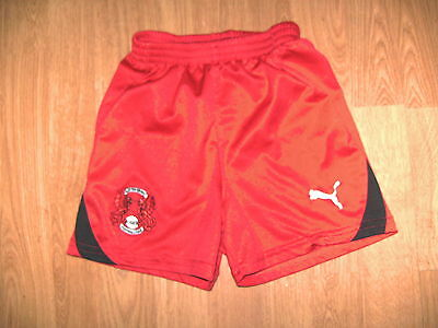 Leyton Orient shorts for 7-8 years, Puma, UK FREEPOST!